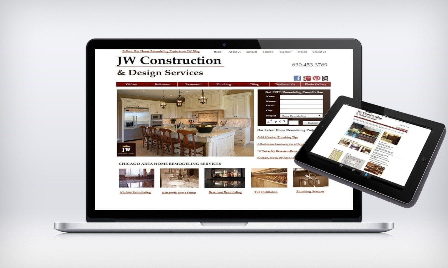 JW Construction & Design Services