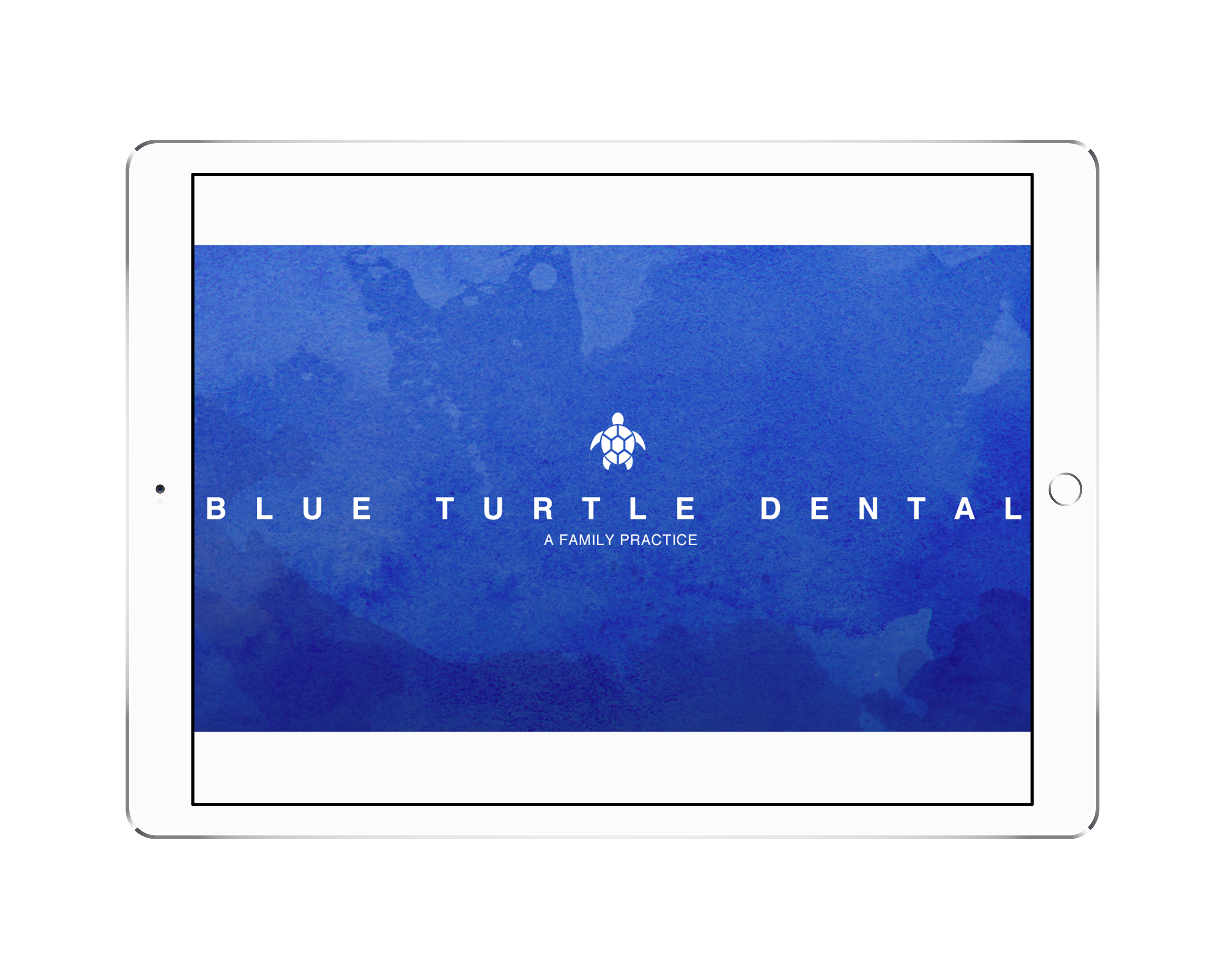 Brand Identity & Website Development for Blue Turtle Dental