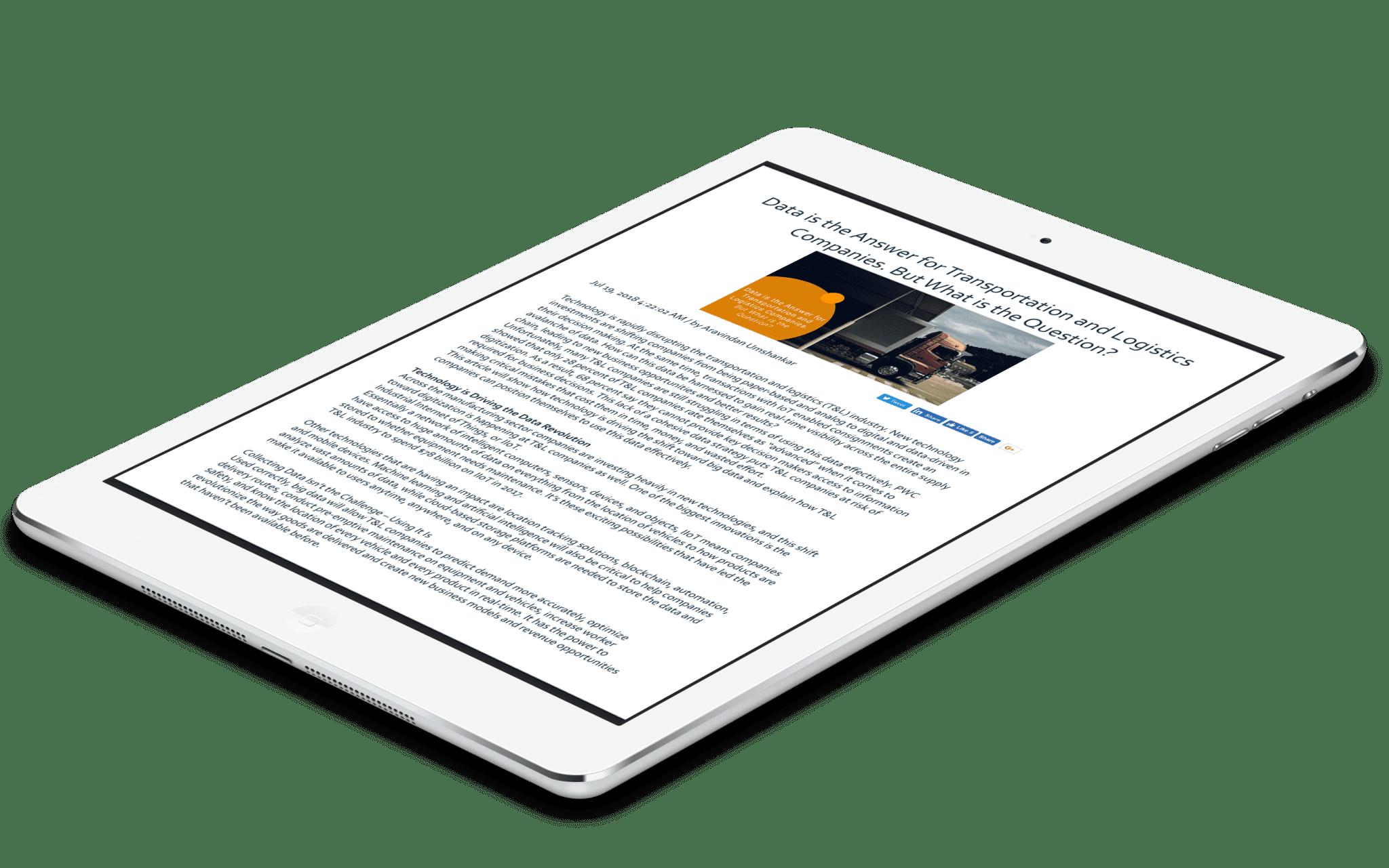 Enterprise Software Blogs